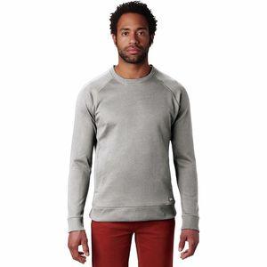 Mountain Hardwear山浩 Firetower Long-Sleeve Crew Sweatshirt男款长袖T恤