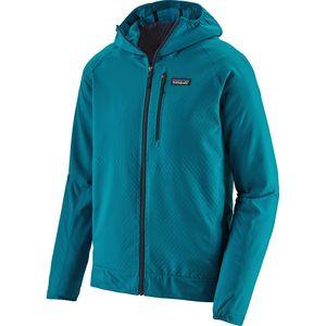 Patagonia 巴塔哥尼亚Peak Mission Jacket男款软壳夹克风衣