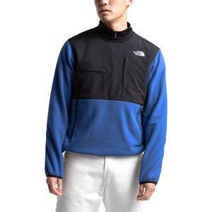 The North Face北面Denali Crew Shirt 男款摇粒绒运动衫