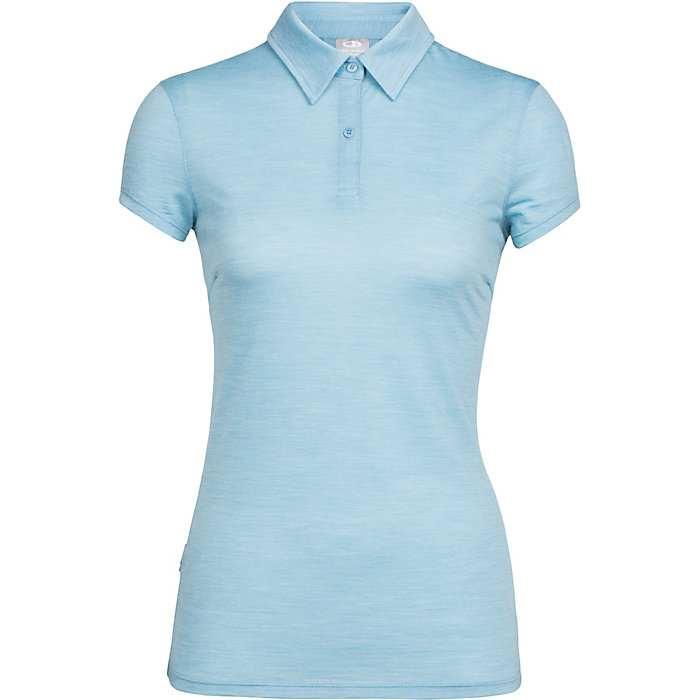 Icebreaker 拓冰者Sphere SS Polo Shirt 女款 短袖Polo衫