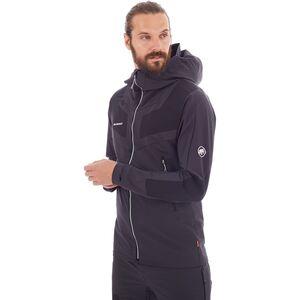 Mammut 猛犸象Aenergy Pro SO Hooded Jacket男款软壳外套