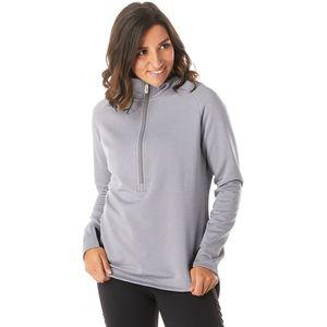 Smartwool Merino Sport Fleece Half-Zip Pullover女款羊毛抓绒套头衫