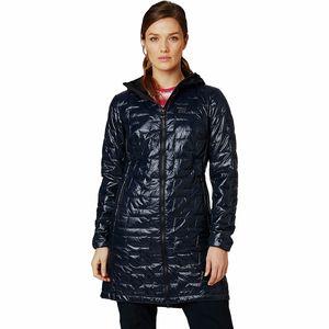 Helly Hansen 海丽汉森Lifaloft Insulator Coat女款保暖中长外套
