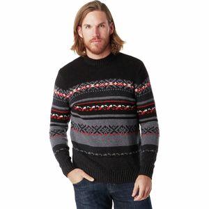 Smartwool CHUP Kaamos Sweater 男款美丽诺圆领羊毛衣