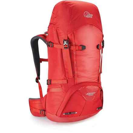 Lowe Alpine Mountain Ascent 50 Backpack 户外徒步登山包