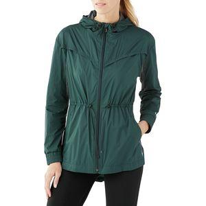 Smartwool Phd Ultra Light Sport Anorak Jacket 女款超轻防风衣夹克