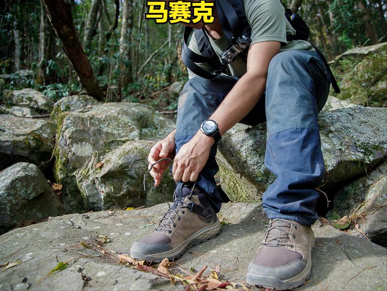 选择适合自己的轻量登山鞋,Teva户外鞋测评分享