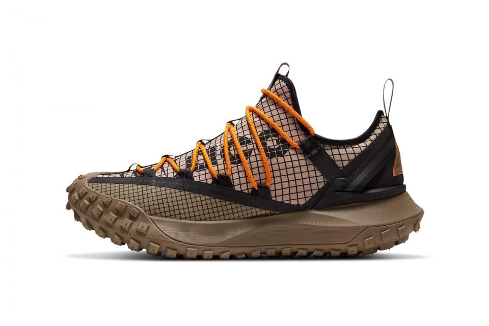 耐克ACG即将推出新款户外鞋配色,来欣赏这款可不多见的鞋