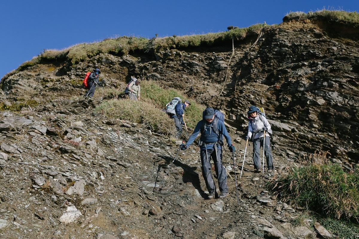 去徒步旅行的多日登山行程,需要准备的装备指南