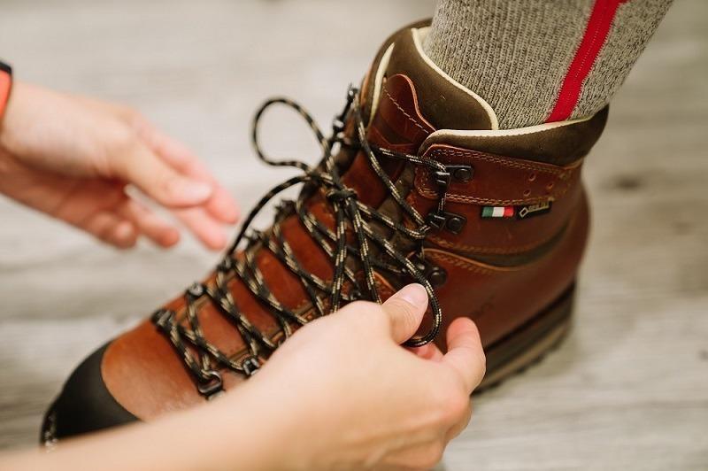 教你在家保养户外登山鞋的方法,看完学会了吗?