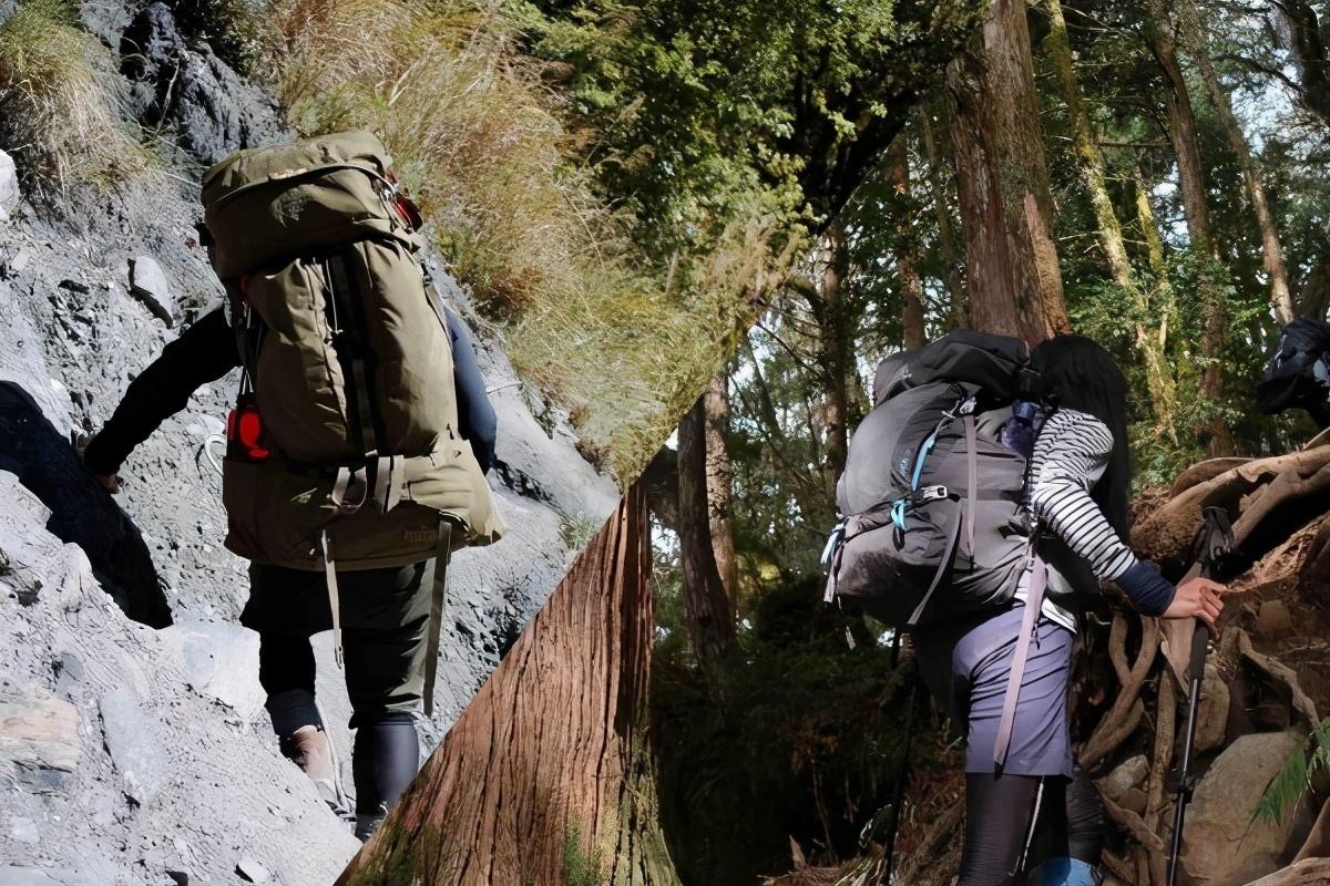 入手登山背包前该知道的大小事,如何挑选、打包技巧、背包推荐